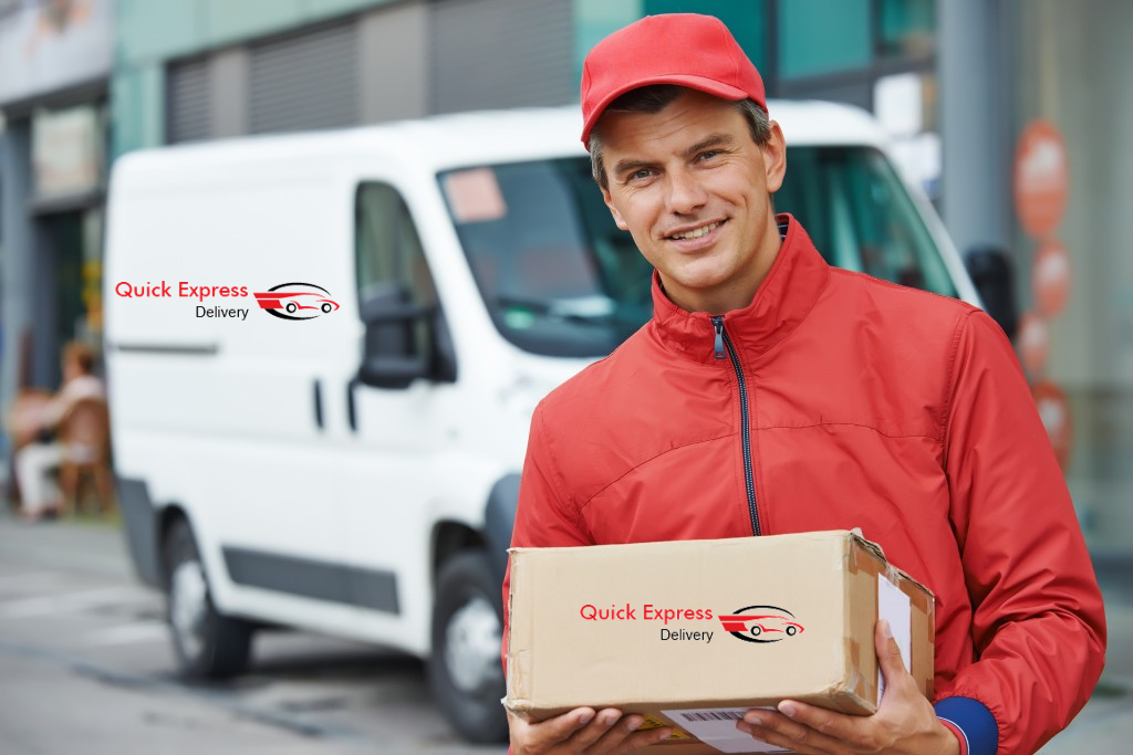Tracking your shipment - quick express delivery
